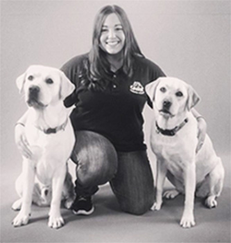 Shoshana Rappaport Certified Professional Dog Trainer